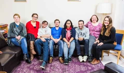 Media Team Photo