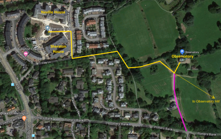 Observatory location map2 footpath.png