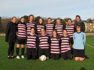 The Women's Football Team