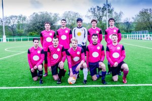The Men's Football Team