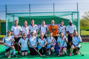 The Mixed Hockey's Team